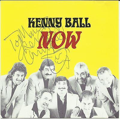 £14.56 • Buy Kenny Ball - Now Signed CD