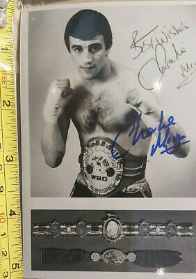 £14.99 • Buy £14.99 Winter Sale Charlie Magri Signed  Photo Card & Coa - Offers Accepted