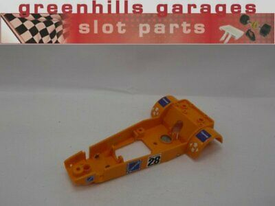 £4.99 • Buy Greenhills Scalextric Caterham 7 Comma Chassis Plate With Magnet C2231- Used ...