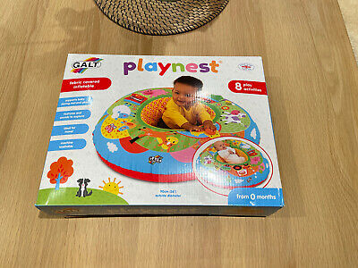 £10 • Buy Galt Toys 1004057 Playnest Farm - Multicolour - Excellent Condition Hardly Used