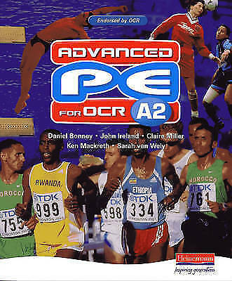 £6 • Buy Advanced Pe For Ocr A2 Student Book By Ireland, John, Jones, Claire, Carnell, D