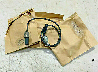 $5 • Buy Military Truck 24V Wires Ends Waterproof Douglas Metal Shell Parts  NOS Lot Of 3