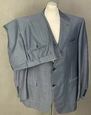 £89.99 • Buy CANALI Mens Mohair Blend 2 PIECE SUIT Size IT 56 - 46  Chest W39 L30