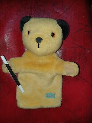 £6.95 • Buy Sooty Hand Puppet With Wand | 2000 | Golden Bear