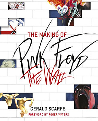 £8.22 • Buy The Making Of Pink Floyd The Wall, Scarfe, Gerald, Good Condition Book, ISBN 978