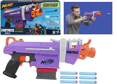 AU59 • Buy NERF Fortnite SMG-E Motorized Blaster Ages 8+ Toy Gun Play Fire Gift Game Fight