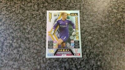 £2.45 • Buy Match Attax 2013/14 No 441 Joe Hart Hundred 100 Club Mint