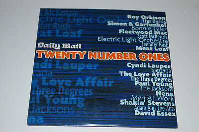 £1.39 • Buy Twenty Number Ones - Daily Mail Promo CD