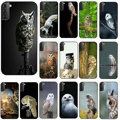 £3.99 • Buy For Samsung Galaxy A21S A12 A71 A32 5G NEW PRINTED OWL DESIGN PHONE CASE COVER