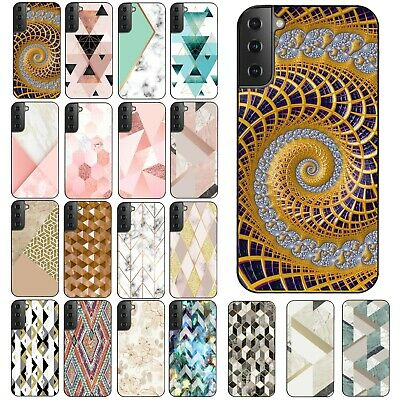 £3.99 • Buy For Samsung Galaxy A21S A12 A71 A42 5G NEW GEOMETRIC MARBLE PHONE CASE COVER