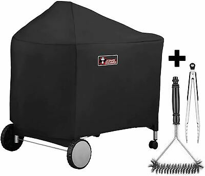 $ CDN27.80 • Buy Kingkong 7152 Grill Cover For Weber Performer Charcoal Grills, 22-Inch (Compared