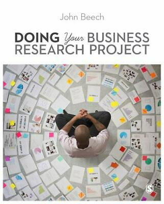£32.69 • Buy Doing Your Business Research Project By John Beech (2014, Trade Paperback)