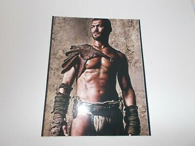 Spartacus Blood And Sand ANDY WHITFIELD Lotto Indivisibile N. 10 Foto  • 107.49£