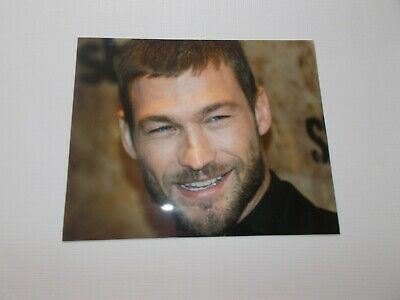 ANDY WHITFIELD Spartacus Blood Sand Lotto Divisibile N.10 Foto Photo + Omaggio • 128.99£