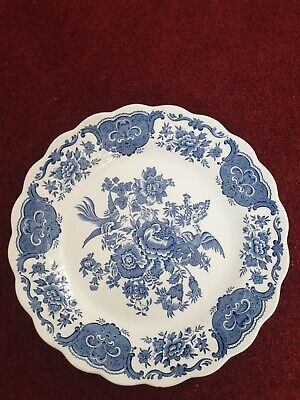 £8.50 • Buy Ridgway Of Staffordshire Windsor Blue Plate