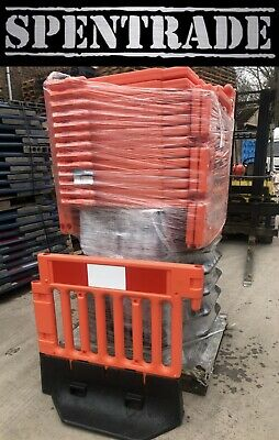 £540 • Buy Road Barriers Oxford Strongwall Traffic Management Pedestrian Safety Barrier