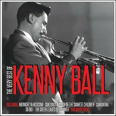£5.89 • Buy Kenny Ball - The Very Best Of / Greatest Hits 2CD NEW/SEALED