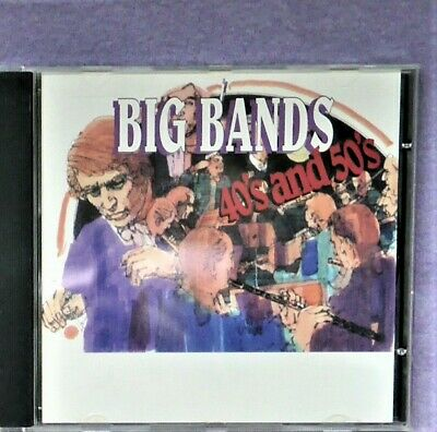 $6 • Buy Big Bands 40's And 50's Count Basie, Jimmy Dorsey, Tommy Dorsey, Glenn Miller