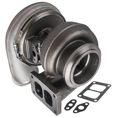 AU586.67 • Buy S400SX4 S475 Turbo Turbocharger T6 Flange 1.32A/R Twin Scroll 96/88mm 550-1050hp