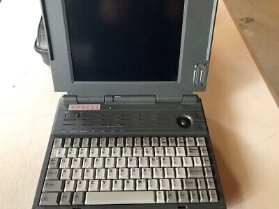 AU220 • Buy Real Retro Laptop. NBD 486 GXLD4X2MA Type SX-25