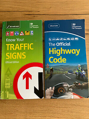£8 • Buy Highway Code 2015 & Know Your Traffic Signs 2019