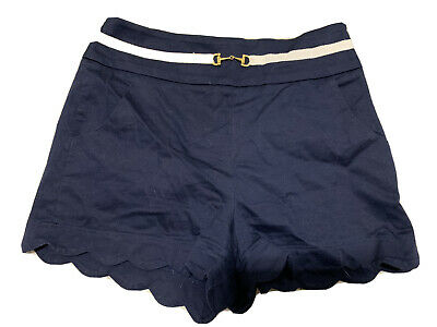 AU25.20 • Buy Forever New Ladies Navy Shorts Size 6 (lc55)