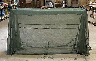 $17.99 • Buy US Military Insect Mosquito Net Bar Netting Cot Cover Green New