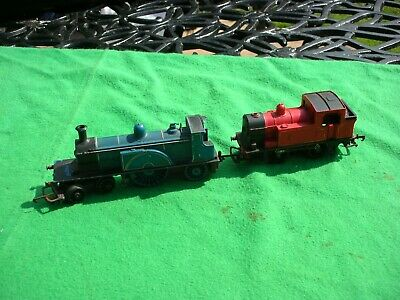 Triang R355 & R553 Both 00 Gauge 0-4-0t, & Caledonian 4-2-2 Both Very Good Runne • 16£