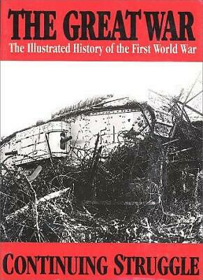 £34.99 • Buy The Great War: Continuing Struggle 5 (The Illustrated History Of The First World