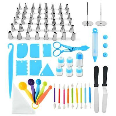 £16.17 • Buy Cakes Decorating Supplies Kit 78 PCS Baking Supplies Set Gift For Childen Adults