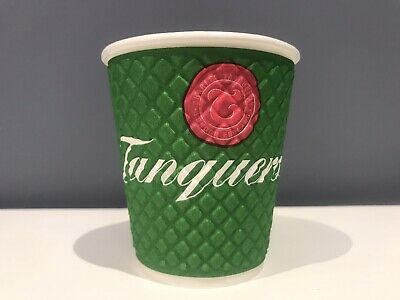£11.50 • Buy 37 X  Tanqueray Premimun Gin Paper Cup (New)