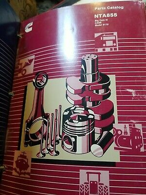 AU51.92 • Buy Cummins Nta855 Step Timing Big Cam Iii Construction Engine Parts Catalog 9170