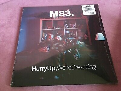 $57.95 • Buy M83 - Hurry Up We're Dreaming Vinyl LP Record NEW