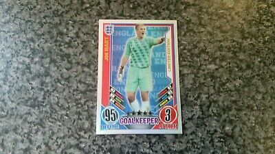 £24.95 • Buy Match Attax Euro 2012 Joe Hart (england) Limited Edition N/mint