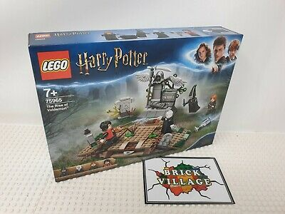 $ CDN59.76 • Buy Lego 75965 Harry Potter: The Rise Of Voldemort. Brand New And Sealed.