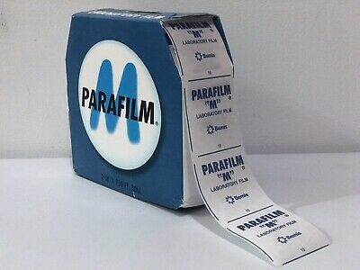 $15.25 • Buy Parafilm M Laboratory Film - 2  W X Your Choice Of L (5, 10, 15, 20, Or 30 Ft)