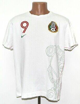 £29.99 • Buy Mexico National Team 2006/2007 Training Football Shirt Jersey Nike #9 Size L