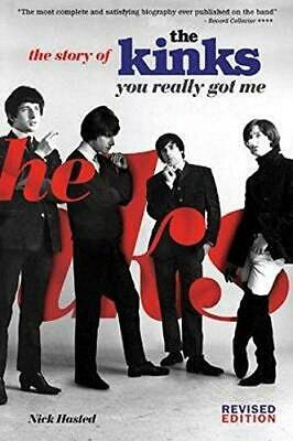 £4.39 • Buy Story Of The Kinks: You Really Got Me, Hasted, Nick, Good Condition Book, ISBN 1
