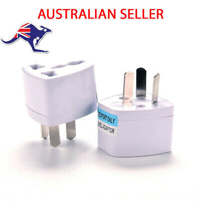 AU4.99 • Buy AU UK USA EU To AU AC Power Plug Adapter Travel Converter