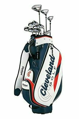 AU1404.40 • Buy Cleveland Golf Club Set Cleveland Package With 11 Clubs Caddy Bag Right Flex: S