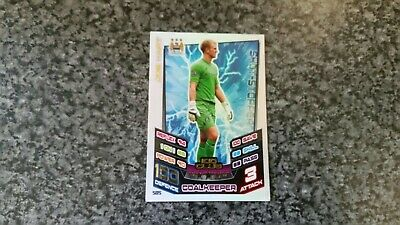 £3.45 • Buy Match Attax 2012/13 No 505 Joe Hart Hundred 100 Club Great