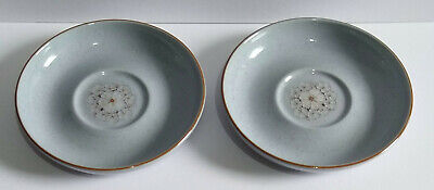 £3.75 • Buy Denby Fine Stoneware Reflections Spare Replacement Saucers X 2.