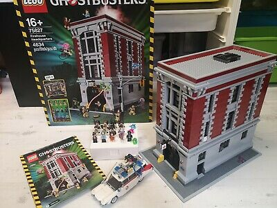 LEGO Ghostbusters Firehouse Headquarters (75827) + Ecto 1  • 343.99£
