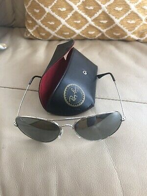 AU80.50 • Buy Ray Ban Aviator Sunglasses