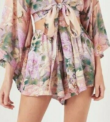 AU80 • Buy Spell Lily Flutter Shorts Size XL