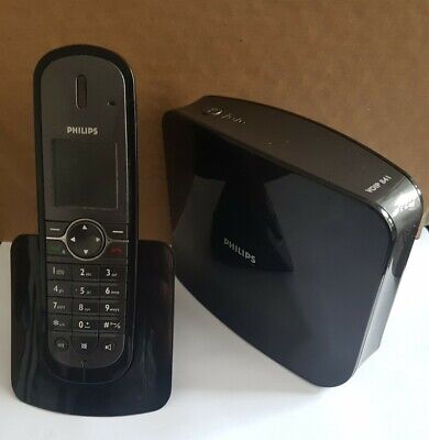 £4 • Buy Philips SKYPE  Phone VOIP 841 *Charger Missing*