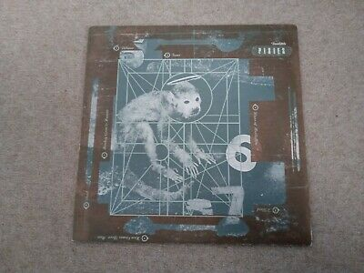 £78 • Buy Pixies Doolittle Vinyl LP Limited Edition With Booklet And Picture Bag CAD905