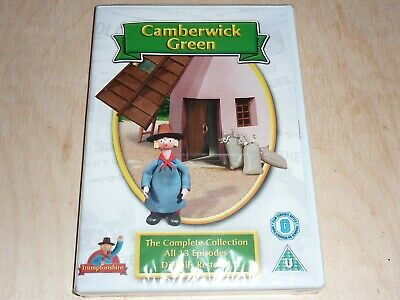 £7.79 • Buy Camberwick Green - The Complete Collection - All 13 Episodes - Dvd - Brand New