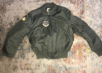 $ CDN192.38 • Buy SAF Men's Flight FLYERS Summer Jacket Military Bomber CWU-36/P Large 42 - 44