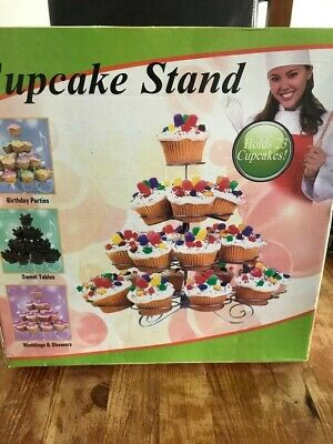 Pop Up Cake Stand New In Box • 3.50£
